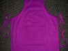 Apron-Grape PMS 2602c