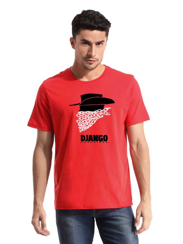 Sony DJANGO UNCHANED t-shirt printing