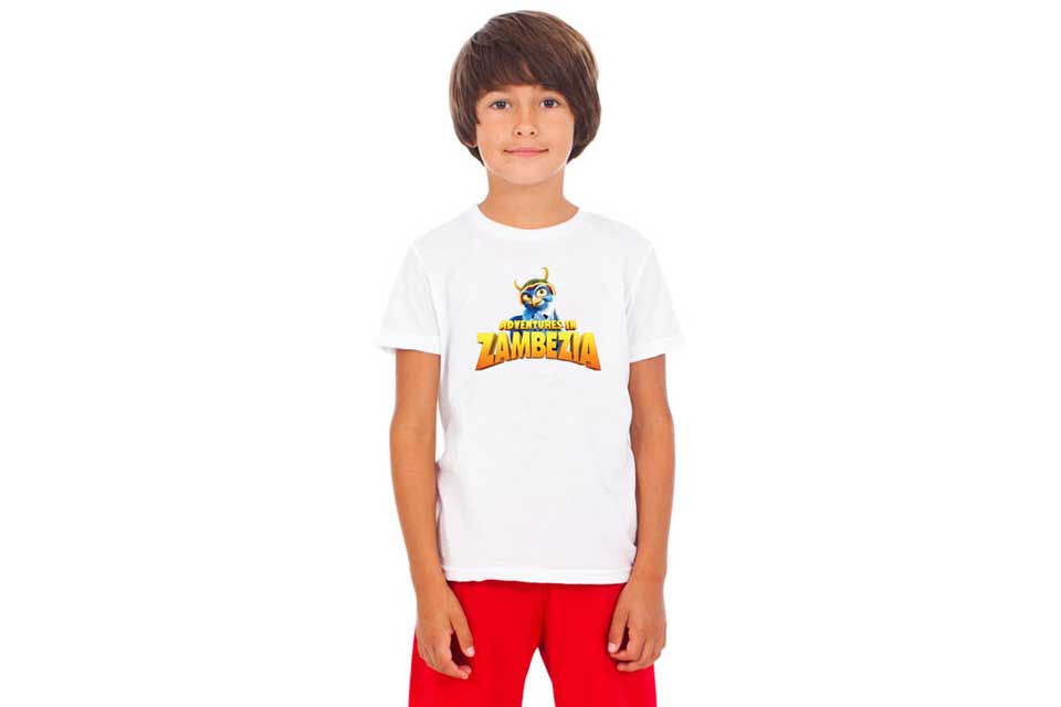 Sony Zambezia kids t shirts