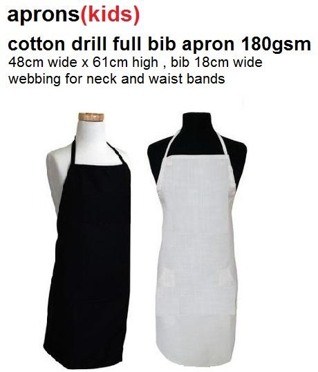 Kids apron 500