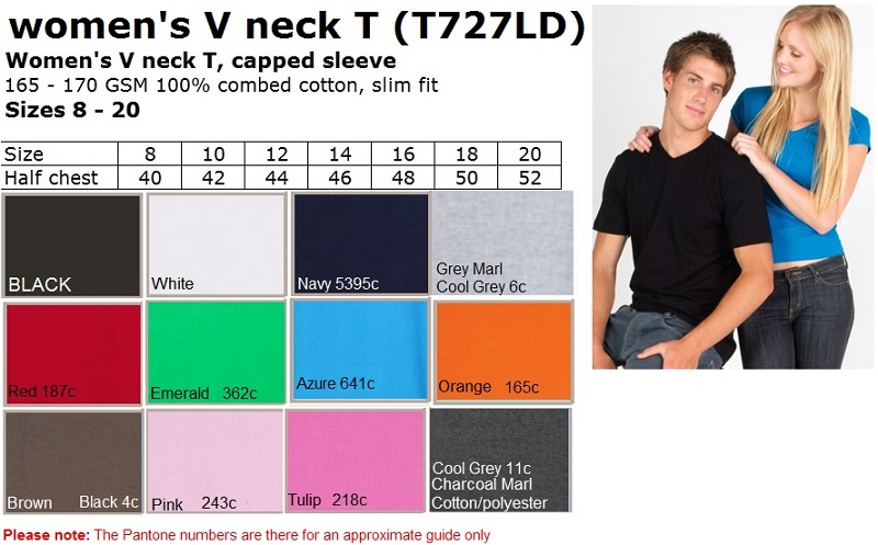 Women V neck