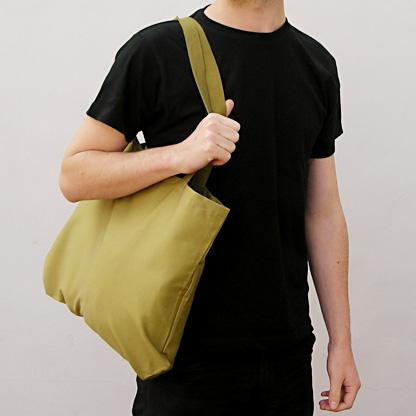 mall bag natural