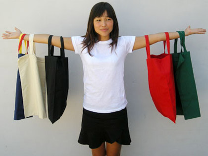 shopping bags promotional bags australia