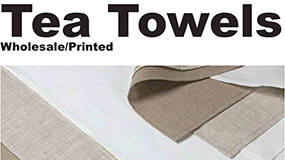 Tea Towels | Pillowcases