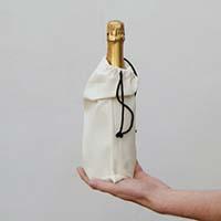 wine bag natural